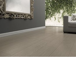 Kerlite Plus ceramic flooring from Rocks On now available in natural wood designs