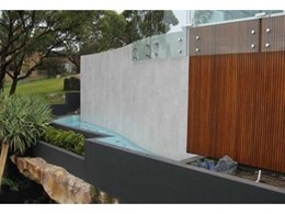 Kerlite porcelain panels from Rocks On ideal for landscape design projects