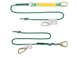 Kernmantle Anchorage Lines and Rope Lanyards from Miller by Sperian