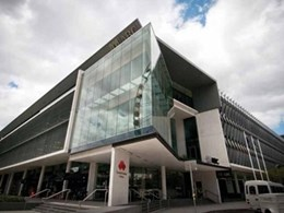 Kingspan insulation maximises thermal efficiency and floor space at ABC HQ