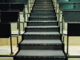 LED stair nosing from Novaproducts Global