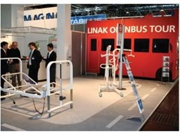 LINAK Australia's Technical Manager provides a report on MEDICA 2008 Hospital and Care exhibition