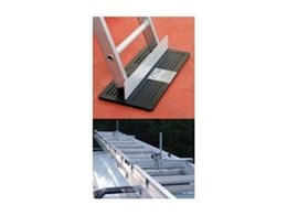 Ladder Stopper and Ladder Clamps from European Building Innovations
