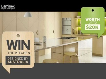 Laminex To Give Away A 20k Kitchen With New Facebook Challenge Architecture And Design