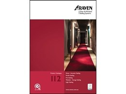 Latest Raven Door & Window Seal Catalogue