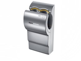 Leading research university study reveals Dyson Airblade as most environmentally responsible way to dry hands