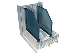 Lidco DuoBloc 366 acoustic sliding doors available from Lidco - Aluminium Windows and Doors