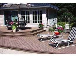 Life's a deck with new Mitten Composite Decking