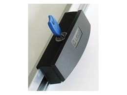 Lifestyle Sliding Window centre locking latch available from Lidco