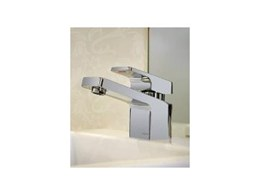 Liscio Single Lever Mixers and Bathroom Accessories available from Phoenix Tapware