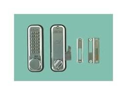 keyless door locks architecture and design. Black Bedroom Furniture Sets. Home Design Ideas