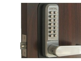 Lockey 2835 keyless mechanical digital door locks now available from the Locks Galore