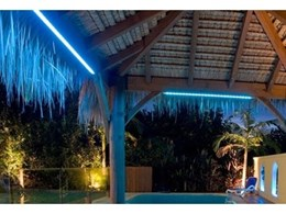 M-Elec rigid LED strips deliver attractive outdoor lighting effects