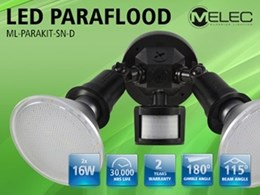 ​M-Elec's NEW LED para flood lamps – Available now