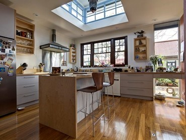 MAXI Birch plywood stunning choice for kitchen renovations ...