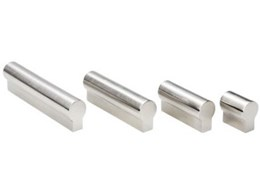MDZ 2 Stainless Cabinet Handles from Madinoz