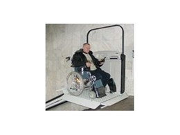ML3000 wheelchair lifts from Southern Lifts