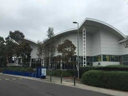 MultiPanel waterproof building panels resolve defects on eave linings at Melbourne aquatic centre