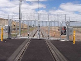 Magnetic Automation releases rail stabling gates for railway yards
