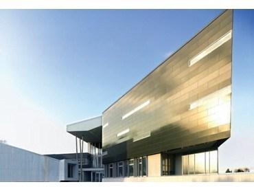 Make Architectural Facades Easy With Rainscreen Cladding - Architectural cladding