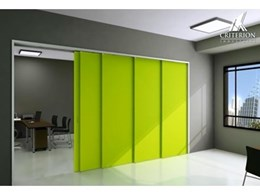 Make space functional with Atlantic overtaking sliding door systems