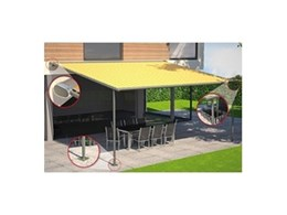 Markilux Pergola 200 conservatory awnings available from Sunteca
