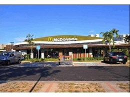 McDonald's first ever green restaurant in Singapore crowned by Elmich Green Roof