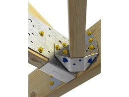 MiTek Australia introduces the hip girder bracket