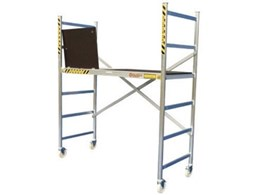 Mini Mobile Scaffolding from Pro Plaster Products