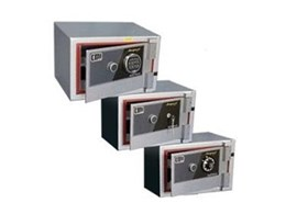 Miniguard Domestic Security Safes available from Berry Safes and Security