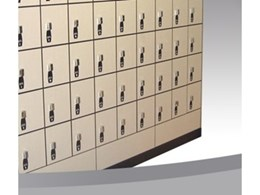Miniloc compact lockers at Excel Lockers