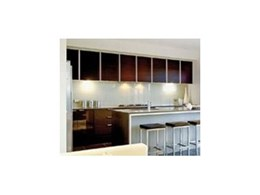 Mirvac choose Mitchell Plastics AliFrost aluminium frame kitchen doors