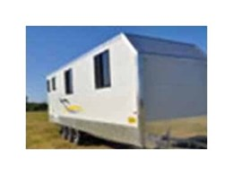 Mobile site accommodation vans from Vansite
