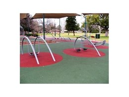 Moduplay Commercial Play Systems installs 11 training equipment pieces for Dubbo City Council