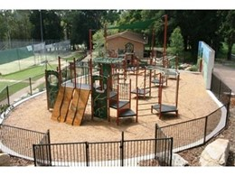 Moduplay Play Equipment Chosen by Baulkham Hills Shire Council for Ted Horwood Reserve