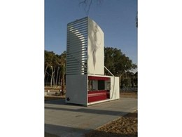 Moodie Outdoor Products introduces Ausrooms micro buildings