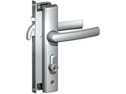 Mortise lock hinged security doors from Austral Lock
