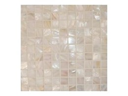 Mother of Pearl Mosaic Tiles from Aeria Country Floors