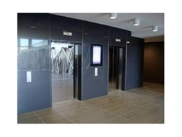 Motor roomless elevators supplied by Multilift Commercial