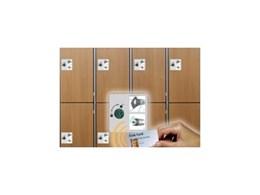 electronic door locks architecture and design. Black Bedroom Furniture Sets. Home Design Ideas