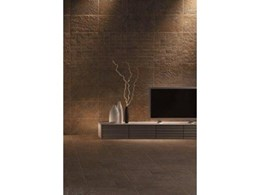 Natural range of porcelain reproduction slate stone available from Rocks On