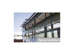 Natural ventilation systems from Winco Systems