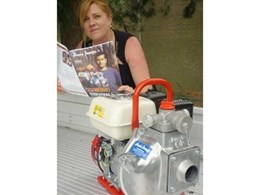New Aussie Pump guide gets Australians prepared for bushfire season