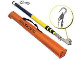 New 3M Rollgliss heavy duty rescue poles