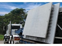 New Double Wall, prefabricated precast concrete panel from Austral Precast