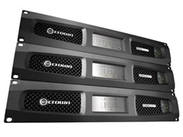 New DriveCore Installation series amplifiers from Crown