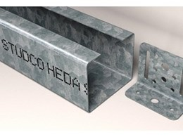 New HEDA steel jambs available from Studco Building Systems