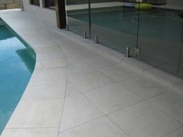 New Himalayan anti-slip sandstone for outdoors and pool areas
