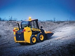 New Holland's compact excavators and skid steers prove versatility comes in small packages