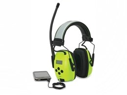New Howard Leight Sync earmuffs from Honeywell Safety Products tune into the digital age
